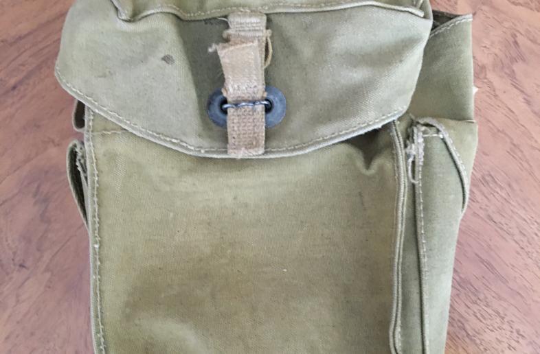 WW2 CANVAS UTILITY BAG