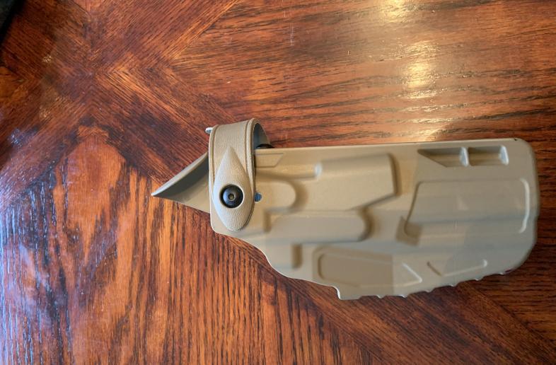 Safariland holster for H&K P30/P30L/HK45