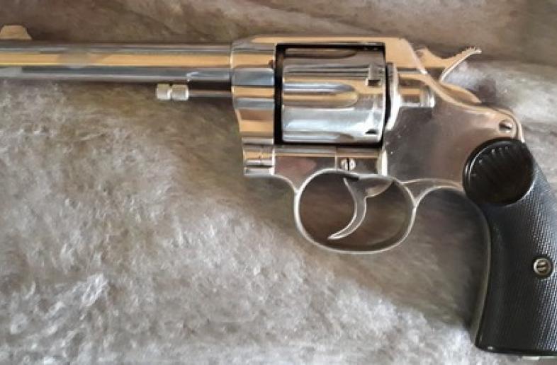 Colt revolver numero di serie dating