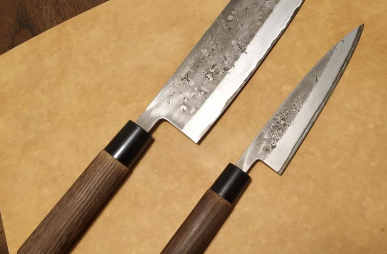 Professional knife sharpening