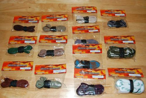 Bore snakes Rifle/pistol Various Calibers $10 each. High quality 15 different models.