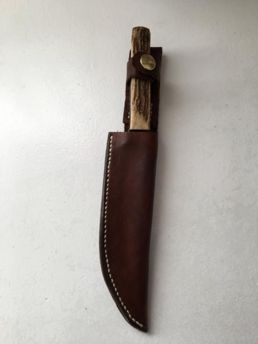 Handmade Leather Sheaths - Made to Order